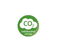 Redukované emisie CO2